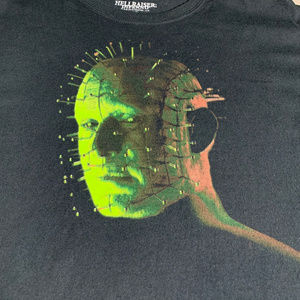 Other - Hellraiser Pin Head Horror Tee Size Med